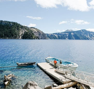 Crater Lake National Park | Official Lodging, Campgrounds & Tours