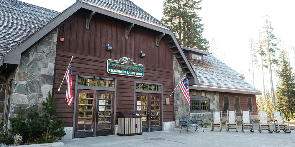 Crater Lake Dining Experience National Park